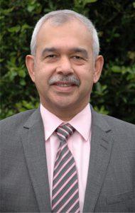 Chandresh Sampat (Vice President)
